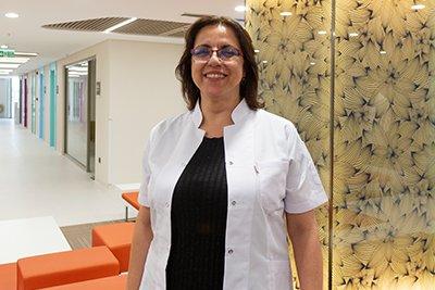 Uzm. Dr. Ayşen Binnur Dumanhan