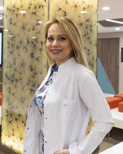 Uzm. Dr. Nuriye Çömez