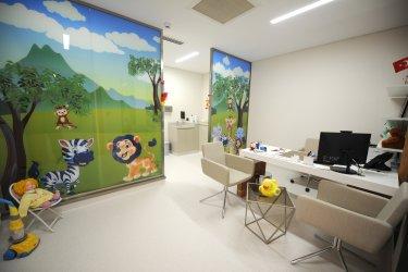 Çocuk Doktor Odası