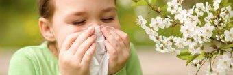 Çocuklarda alerji hastalıkları tanı ve tedavi yöntemleri