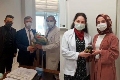 14 Mart Tıp Bayramı Ziyaretleri!