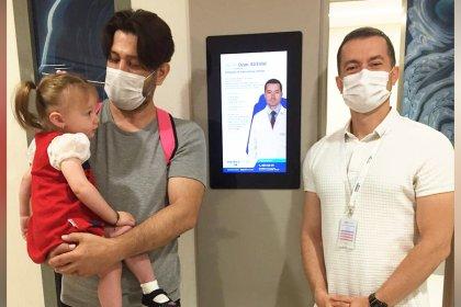 Çocuk Ortopedi Kliniğimizin İlk Hastası