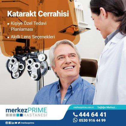 Katarakt Cerrahisi