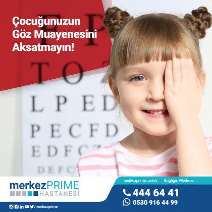 Çocuk Göz Kliniği