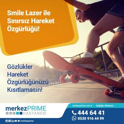 Smile Lazer spor 2