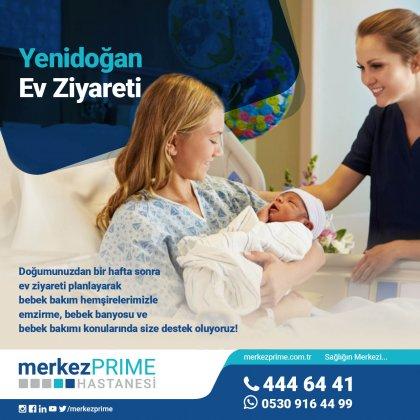 Yenidoğan Ev Ziyareti