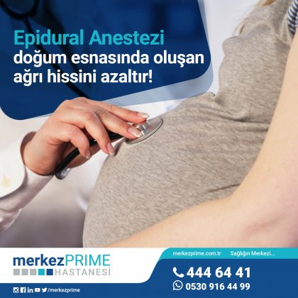 Epidural Anestezi