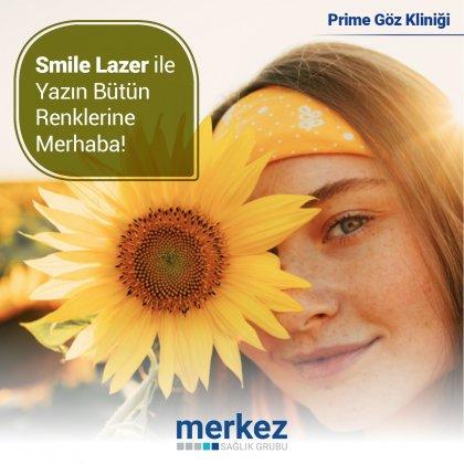 Smile ile yaza merhaba