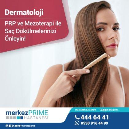 PRP Mezoterapi