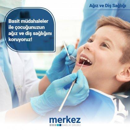 Çocuk diş