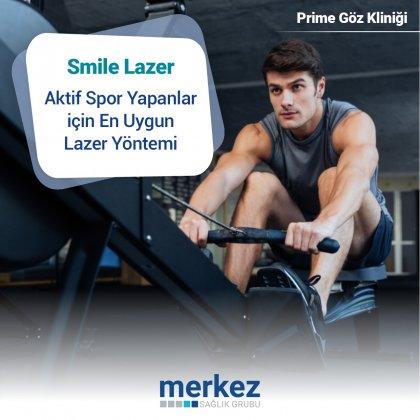 Smile Lazer Aktif Spor