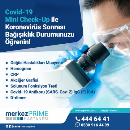 Covid-19 Mini-Check-Up