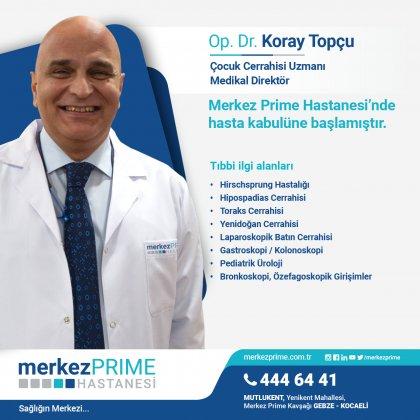 OP. DR. KORAY TOPÇU