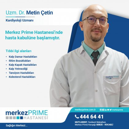 UZM. DR. METİN ÇETİN