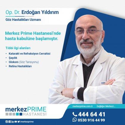 Op. Dr. Erdoğan Yıldırım