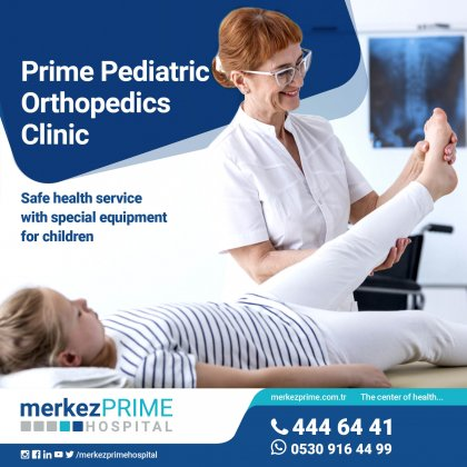 Prime Pediatric Orthopedics Clinic