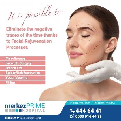 Facial Rejuvenation Processes