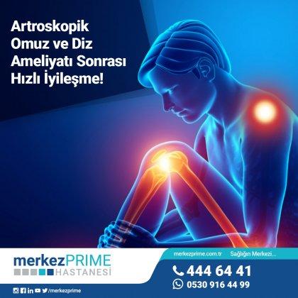 Artroskopik Diz