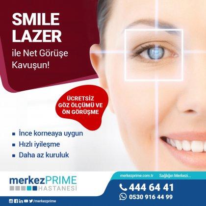 Smile Lazer reklam